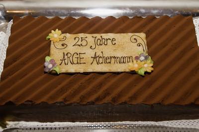 25-Jahr-Jubiläum ARGE Achermann
