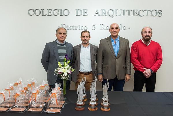 25 años Colegio de Arquitectos