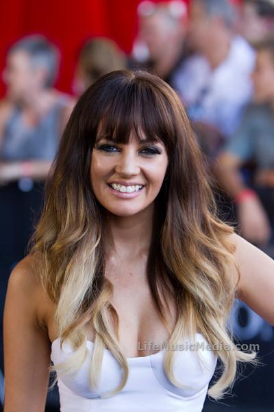 Samantha Jade 26th Annual ARIA Awards