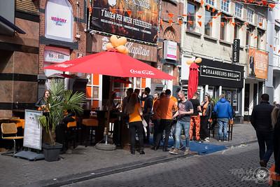 27-04-2017 - Koningsdag 2017 Breda centrum