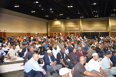 27th Annual Muslim Convention Hosted By The Mosque Cares - Ministry of Imam W. Deen Mohammed
