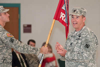 299th Eng Change of Command Ceremony