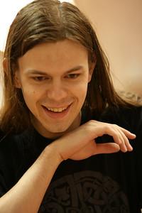 Alan gaming.