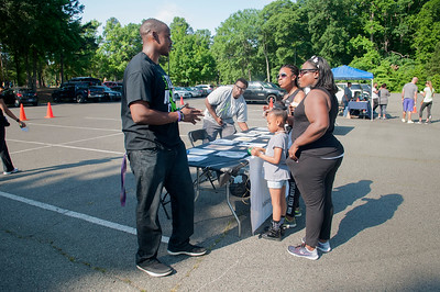 2nd Annual Let's Talk About It Mental Health Awareness Walk @ Park Rd Park 5-20-17 by Jon Strayhorn