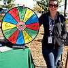Spin the wheel and win a prize!
