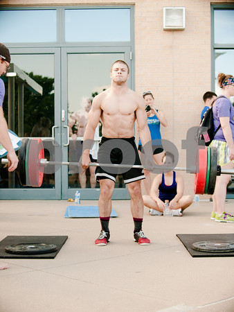 2nd Annual Meshugge Summer CrossFit Melee: May 31, 2014