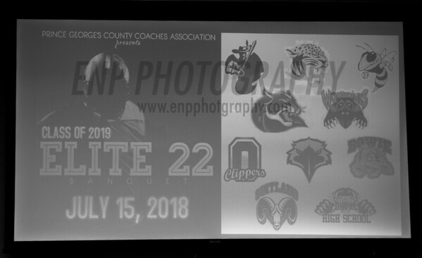 "2nd Annual ""PG Elite 22"" Awards Banquet"