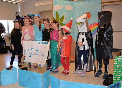 2nd Grade Odyssey of the Mind Primary Team
