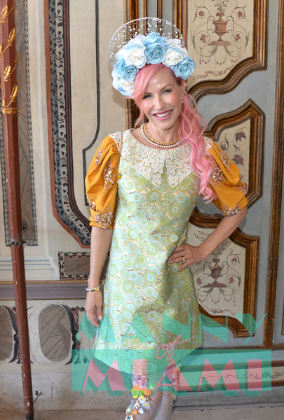 12th Vizcaya Preservation Hat Luncheon