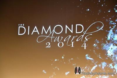 3-29-14 Diamond Awards - with Dionne Warwick