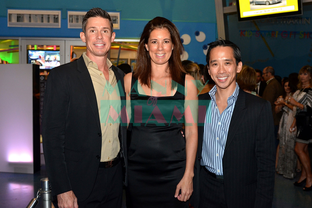 JR Fry, Patricia Baloyra & Bob de la Fuente