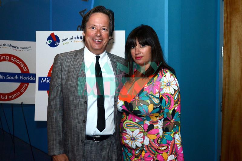 Dave Barry & Michelle Kaufman
