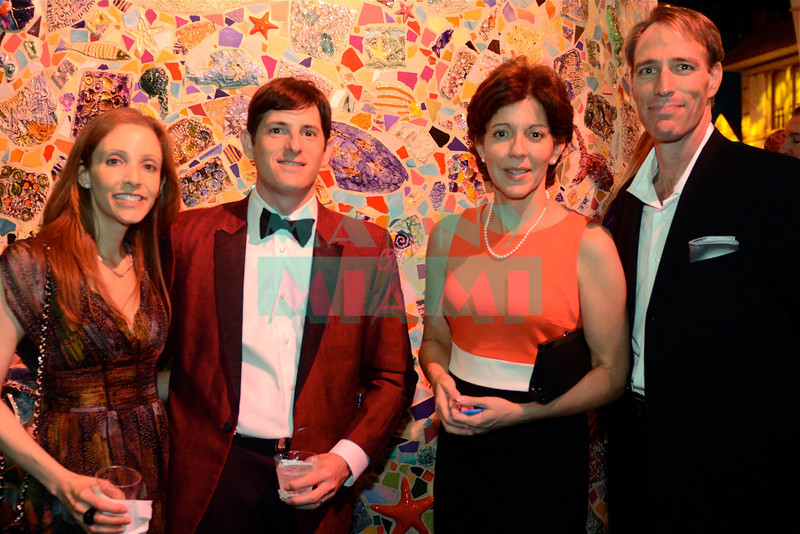 Jessica & Gary Reshefsky, Arlene & Randy Lee