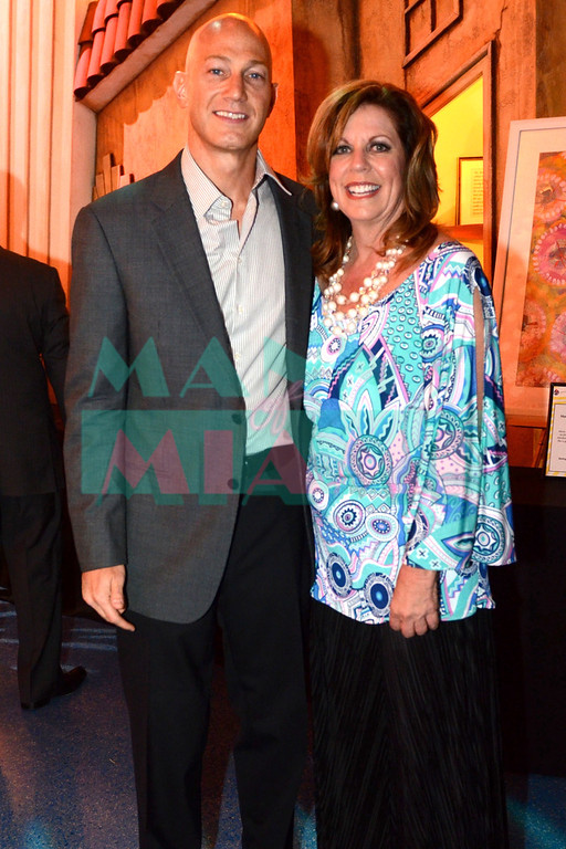 Adam Malamed & Deborah Spiegelman