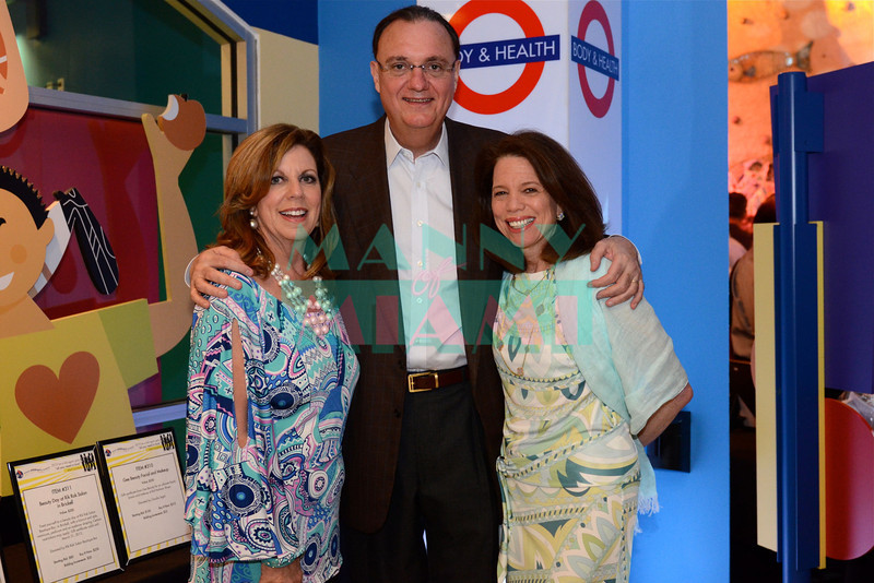 Deborah Spiegelman, Richard & Susan Lampen