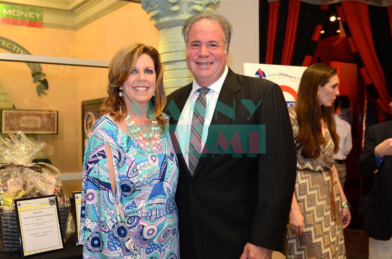 Deborah Spiegelman & Dr Barry Wander
