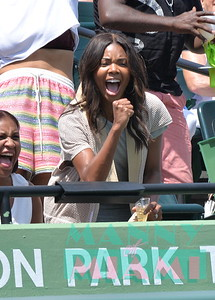 3-31-18 - Celebrities at the Miami Open 2018