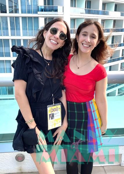 Noelia Solange Rabino, Lauren Cohen