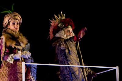 3 Magic Kings' Parade 2011