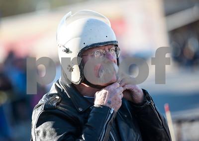 Motorized Barstool Race