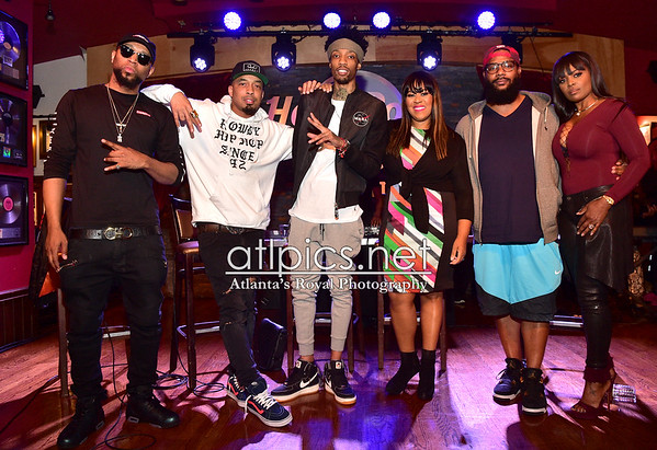 3.22.17 BMI HIWTS BERKLEE IN THE ATL EVENT@ THE HARDROCK ATLANTA
