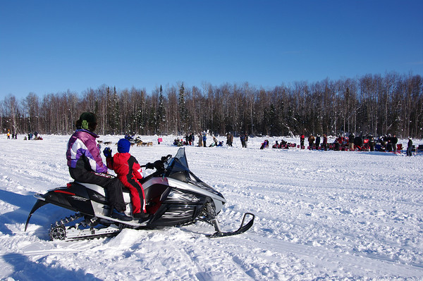 3/4/2012 - Iditarod 40 5 mile mark
