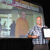 Queensland Operator of the Year - Julie Smith from Isacc regional Council.  Award accepted on her behalf by Dwayne Lazar.