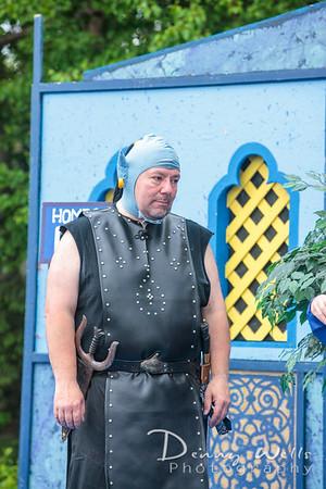 Tony the Genie!