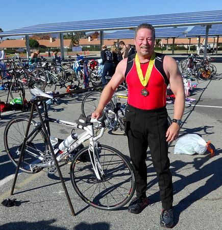 3oth Annual Tinsel Triathlon, Hemet CA December 13, 2015