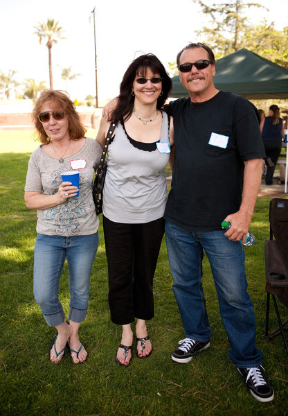 Vicki Tilley, Diane Downs-Knecht, & Mark Luthe
