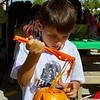 Pumpkin Carving at the 3rd Annual Martial Cottle Harvest Festival