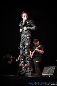 DreamScar performs at the Vegas Rocks Award Show