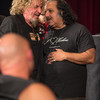 Sammy Hager and Ron Jeremy