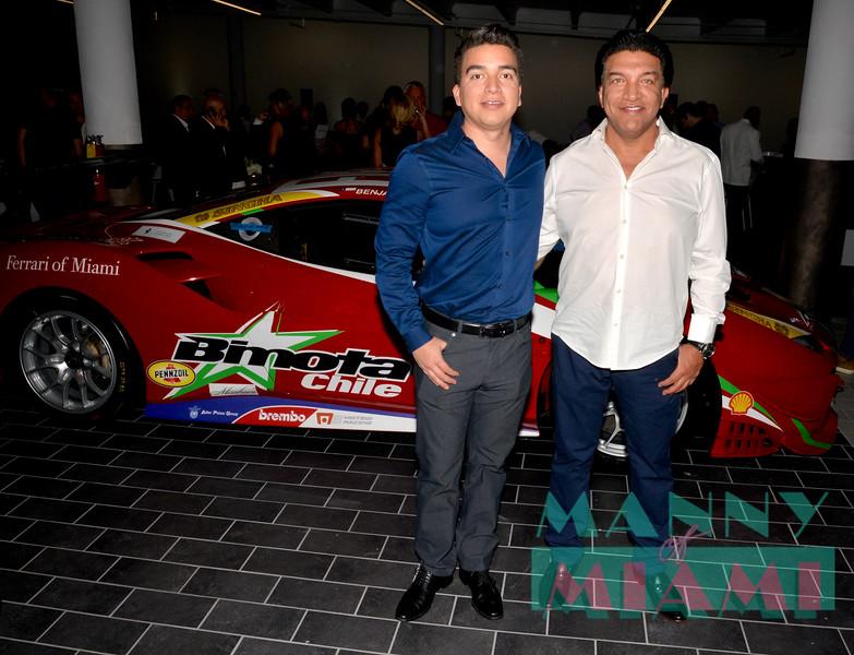 Ferrari Miami Opening