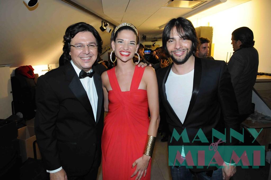 Rudy Perez, Natalia Jimenez, Joaquin Cortes