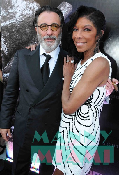 Andy Garcia, Natalie Cole