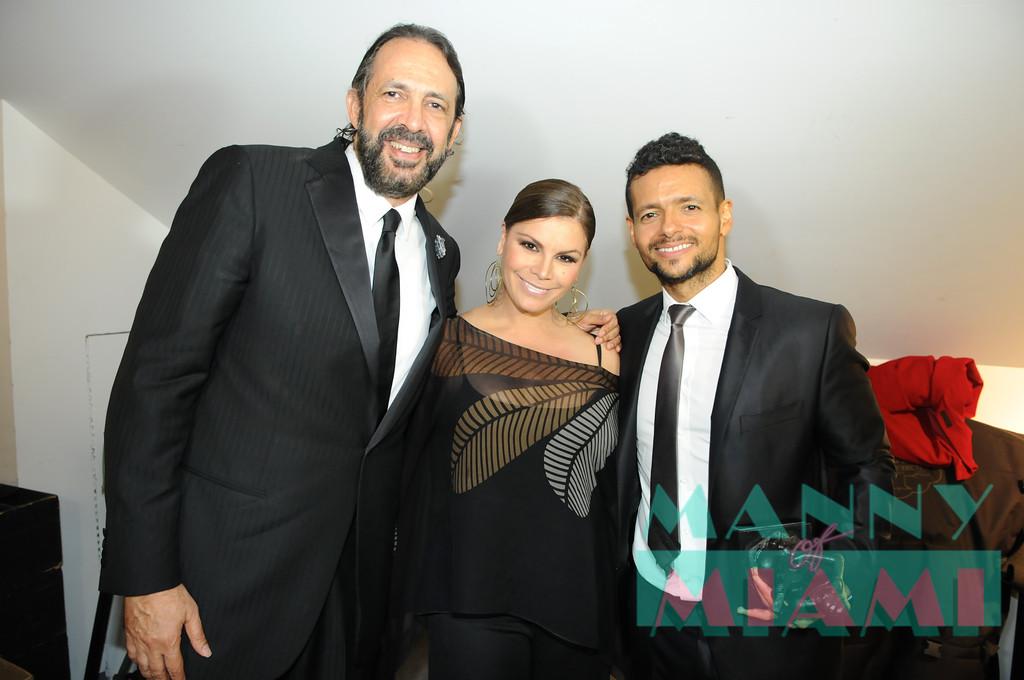 Juan Luis Guerra, Olga Tanon, Robi Rosa