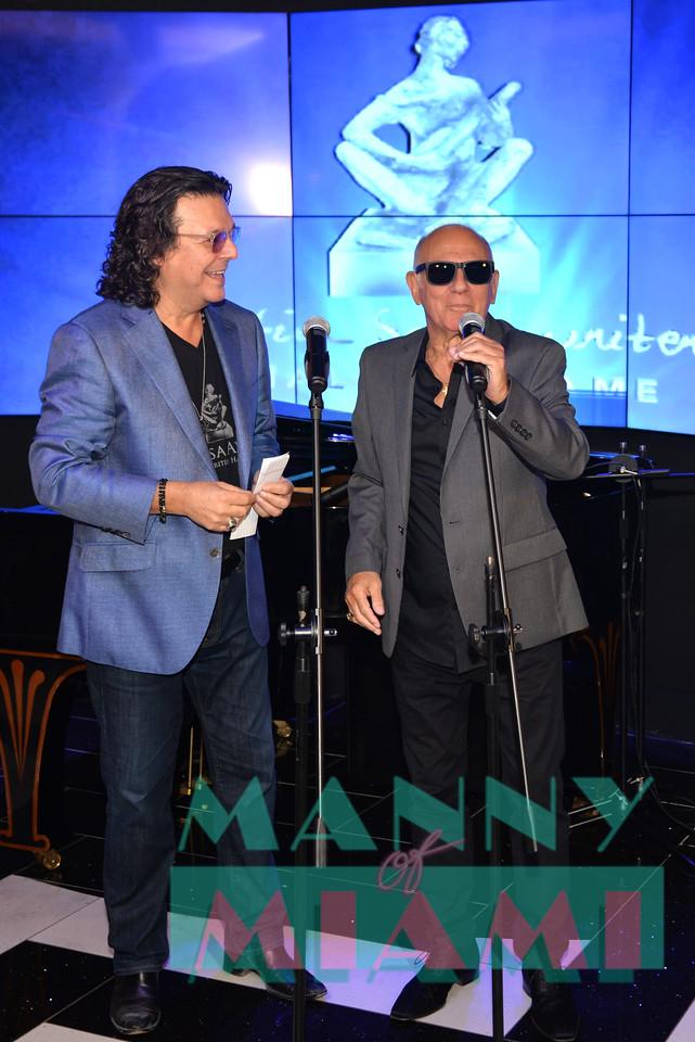 Rudy Perez, Roberto Livi