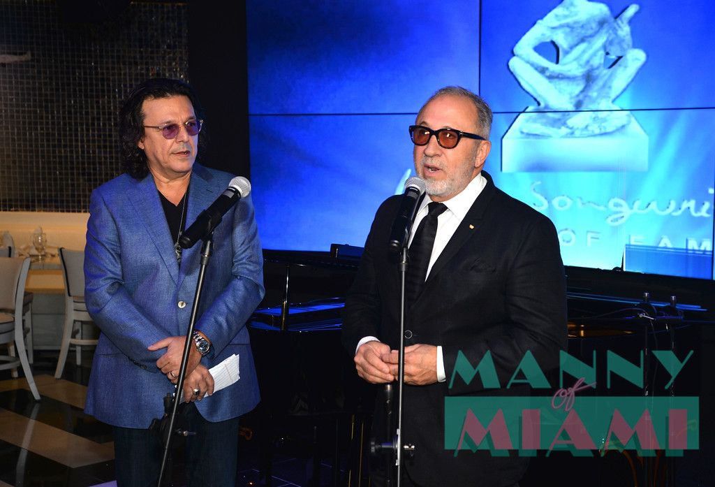 Rudy Perez, Emilio Estefan