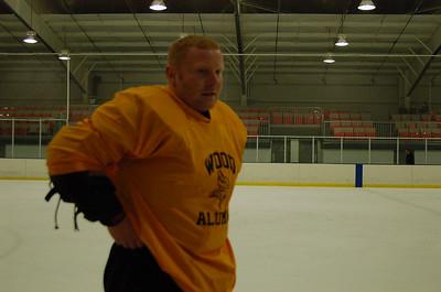 4-28-07  2007 Wood Hockey Alumni Game