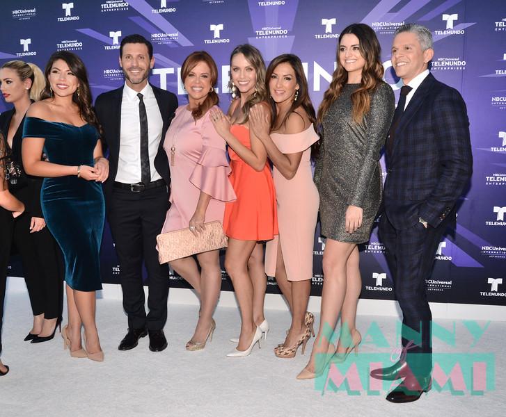Opening of Telemundo Center Miami