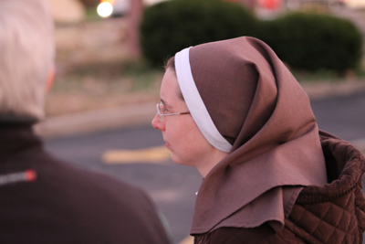 40 Days For Life: Bishop Jenky