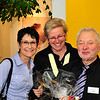 Esther, Brigitte und Albin Notter
