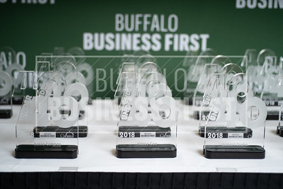 A scene from the 40 under 40 event at the the Buffalo Covention Center.