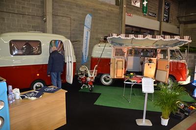 Volkswagen T1 Camper.