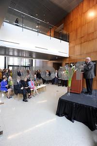 Rogers Building dedication