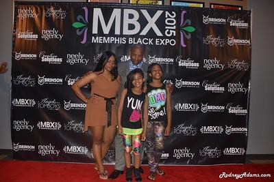 4-12-15 - Memphis Black Expo Fashion Show