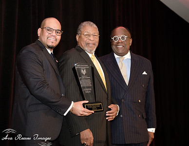Honoree, Dr. Earl M. Brown