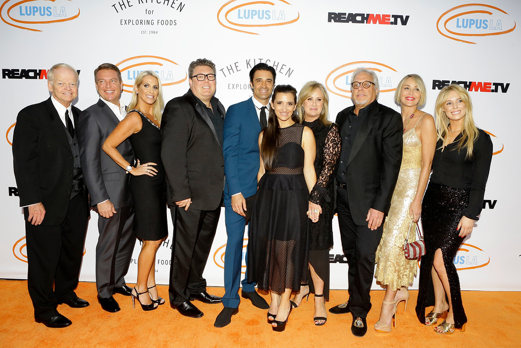 Lupus LA's Orange Ball: Rocket to a Cure