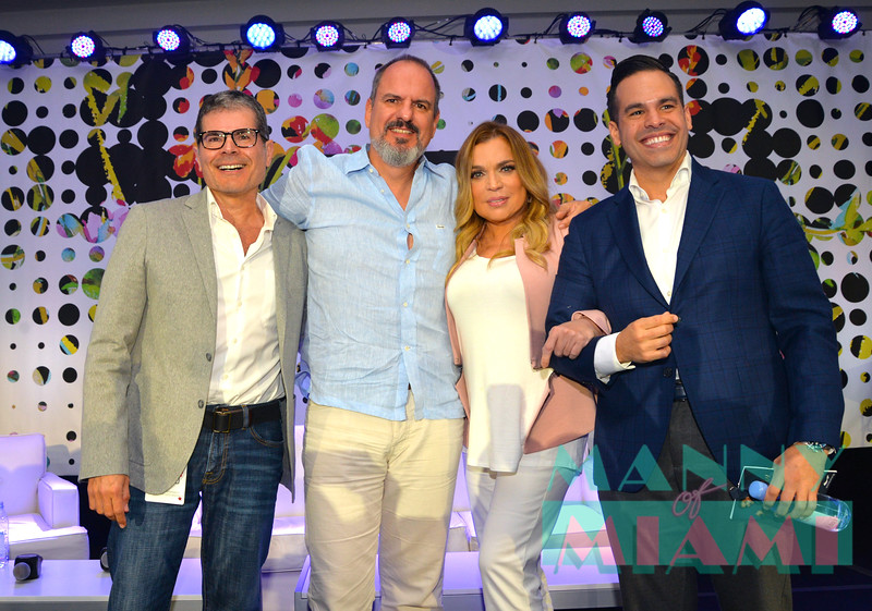 Bruno del Granado, Luis Balaguer, Ednita Nazario